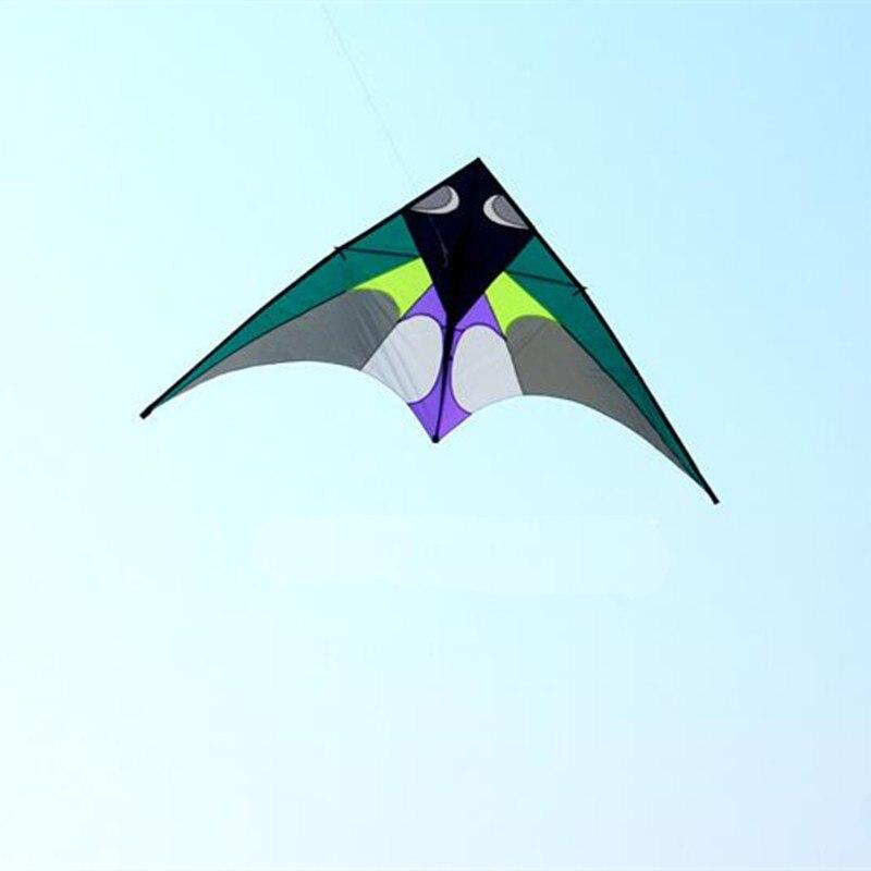 Livraison gratuite haute qualité 3m tonnerre dragon delta cerf-volant poignée ligne en plein air jouet volant nylon ripstop grand cerf-volant surf pieuvre - 2