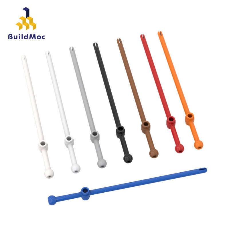 BuildMOC Kompatibel Für lego6076 1x12 ball streifen auf eine seite Für Bausteine Teile DIY LOGO Pädagogisches Kreative geschenk Spielzeug