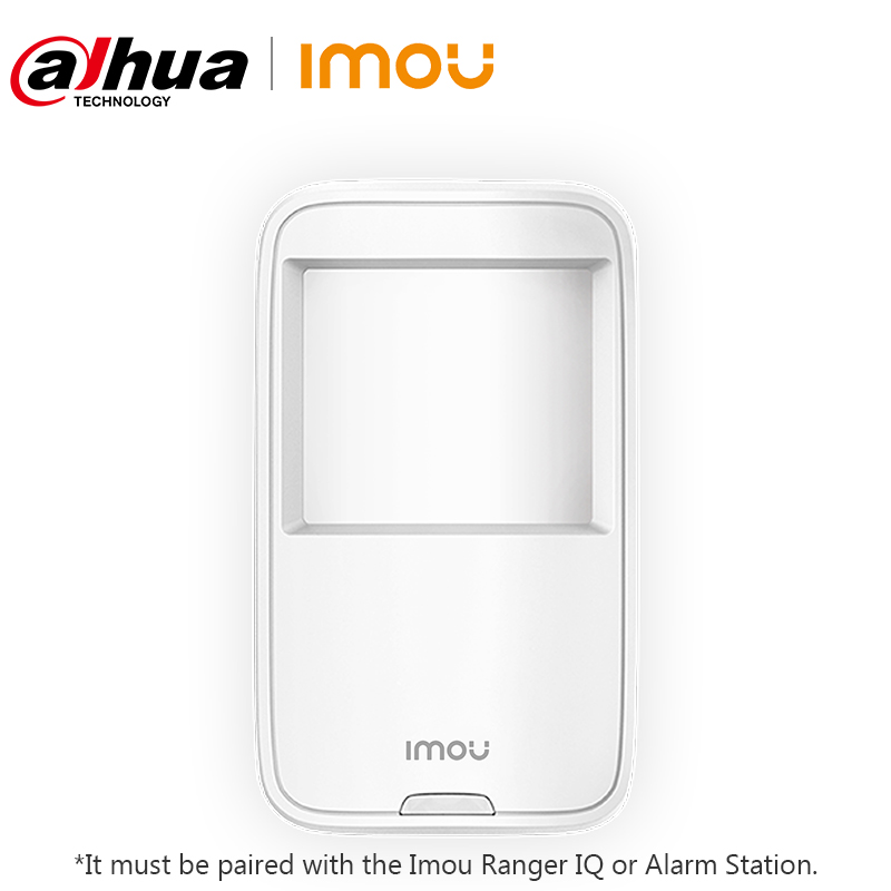 Dahua Imou Smart 433MHz Wireless PIR Motion Sensor Automatic Infrared Detector For Home Alarm System Host Pet Immunity Detector