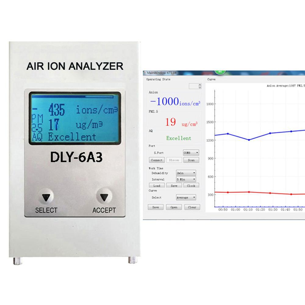 DLY-6A3 Smart Air Quality Analyzer