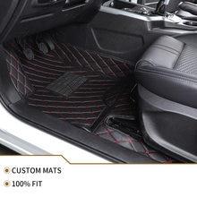 Flash mat кожаный автомобильный коврик для peugeot 308 607 206 207 301 407 308 408 508 2008 4008 5008 RCZ 307 sw 3008 автомобильные коврики для ног