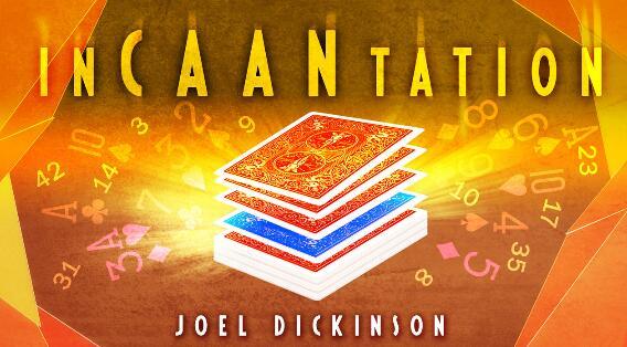 InCAANtation От Joel Dickinson-Волшебные трюки