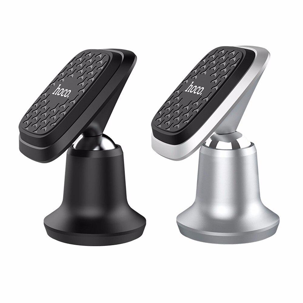 Hoco ca44 magnético suporte do telefone do carro universal de montagem para o iphone 7 8 x samsung s10 gps do telefone móvel navegação carro suporte