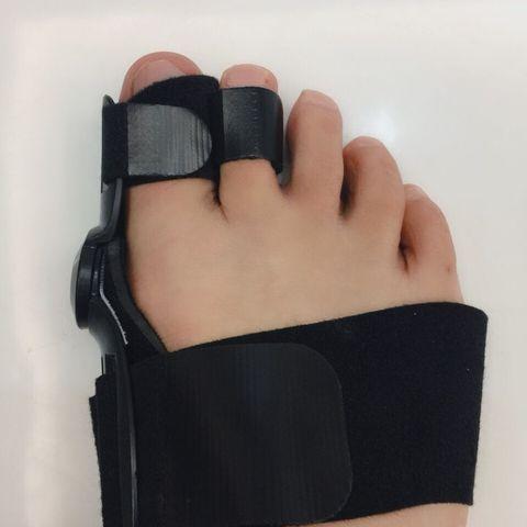 50pcs 25pairs joanete splint corrector foot pain relief halux valgo pedicure 2 buracos suprimentos ortopedicos