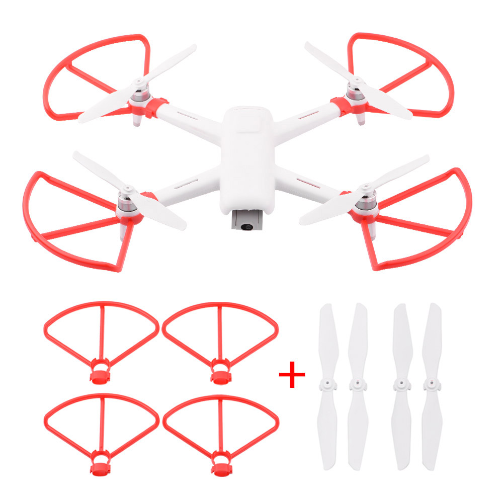 NEW Propeller Blade Protection Ring Set für Xiaomi FIMI A3 RC Drone