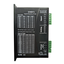 ZLTECH Nema23 Nema34 Nema42 hybrid digital 2 phase CNC dc stepper motor driver original ma860h nema23 nema34 stepper motor driver peak current 2 4a 7 2a 18 80v for cnc router engraving milling machine