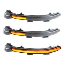 Dynamic Blinker LED Turn Signal light For Volkswagen Rline Sportsvan Touran Side Mirror Light for VW Golf MK7 7.5 7 GTI R GTD цена в Москве и Питере
