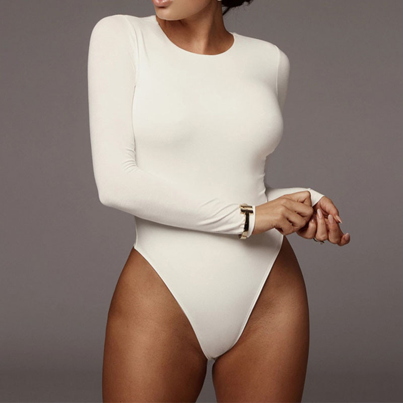 long sleeve bodysuit women06