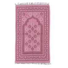 130 g Cotton Prayer Mat-Pink