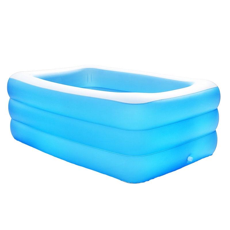B Shui Di 160 Cm Zhensanhuan Children Swimming Pool Infant Swimming Pool Summer CHILDREN'S Inflatable Pool