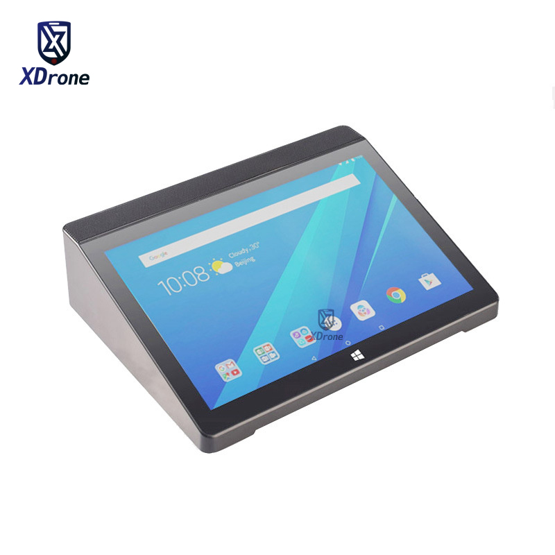 2020 Mini PC Desktop Computer Tablet PC 2 IN 1 POS Terminal System All In One 10.1