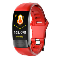 Smart Band Blood Pressure HR Monitor Smartband Sleep ECG Fitness Tracker Watch Pedometer Smart Bracelet For IOS Android smart watch mk28 round watch phone bluetooth bracelet pedometer waterproof fitness tracker sleep monitor for ios android phone