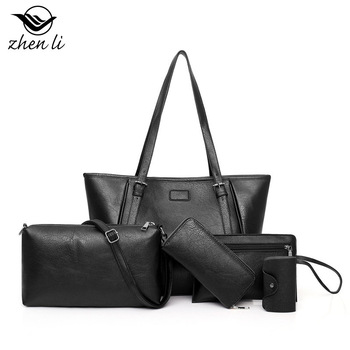 2021 New Arrivals Women's Shoulder Bags For Female PU Leather Solid Color Stitching Design High Quality Trend Style Girl's  Bag 1