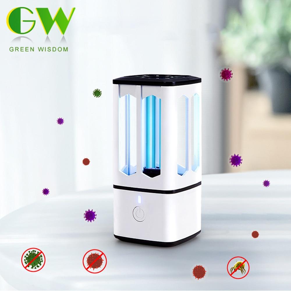 Мини портативные ультрафиолетовые лампы дезинфекционная лампа УФ стерилизатор USB перезаряжаемая Бытовая UVC Мобильная бактерицидная лампа для дома|Ультрафиолетовые лампы|   | АлиЭкспресс