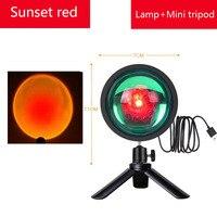 Sunsetred Minitripod