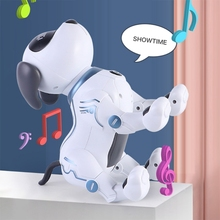 C5AA Remote Control Dog RC Robotic Stunt Puppy Dancing Programmable Smart Toy Interactive Gift