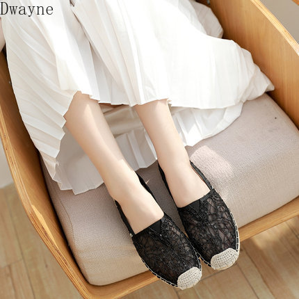 Women's Shoes Fragrance Non-Slip Flat-Bottom Fashion Pregnant-Women Small One-Foot