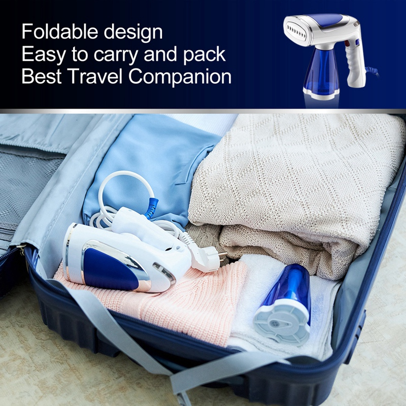1600WTravel Household Handheld Ironing Machine Garment Steamer Continuous Spray Home Appliances Steam Iron EU Plug Pakistan
