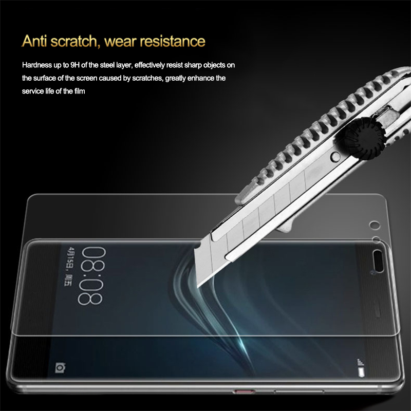 3D Protective Glass On The For Huawei P8 P9 P10 P20 Lite Screen Protector For Huawei P20 Pro P9 P10 Plus Tempered Glas Film Case 6