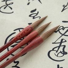Pen-Set Calligraphy-Brush Painting-Brush Weasel Chinese 3pcs Landscape