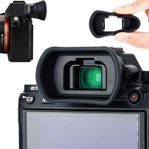 Image 1 - Máy Ảnh Ống Ngắm Eyecup Kính Mắt Cup Dành Cho Sony A7RIV A7RIII A7III A7RII A7SII A7II A7R A7S A7 A9 A9II A99II thay Thế FDA EP18