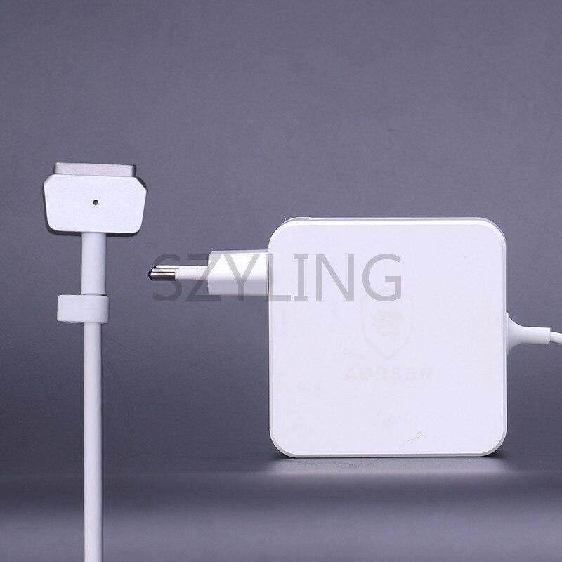 45 w 14.85 v 3.05a carregador adaptador de energia portátil para apple macbook air 11 & 13 a1465 a1466 a1436