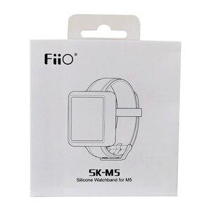 Image 4 - FiiO SK M5 حزام الساعات شريط للرسغ ل M5 ، هذا المنتج هو مجرد غطاء حماية سيليكون ، حزام الساعات لا تشمل FiiO M5