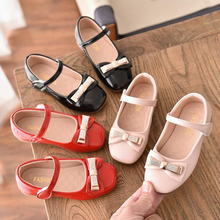 Randolly Child Shoes,Summer Infant Kids Baby Girls Bowknot Pendant Casual Princess Shoes Sandals