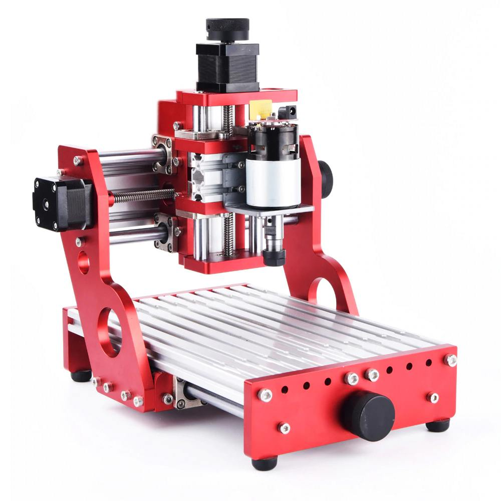 1419 3-Axis Mini DIY CNC Router Spindle Motor Wood Carving CNC Engraving Machine Milling Engraver Laser Module Woodworking