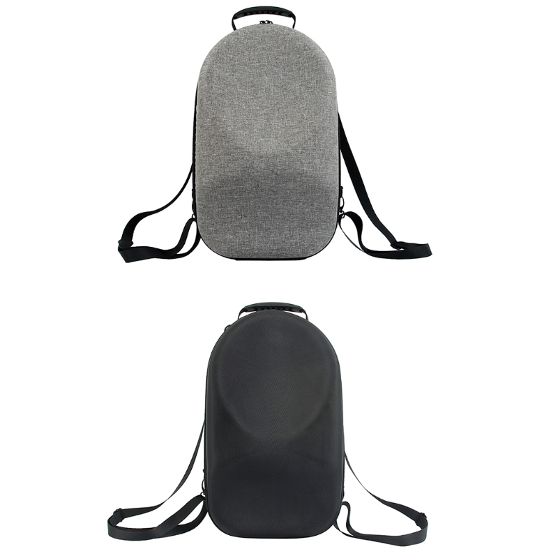 1XCB for oculus Rift S VR Gaming Headset EVA Bag Protect Cover Storage Box with Shoulder Hand Strap