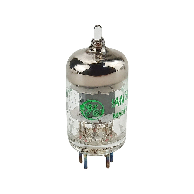 Nouveau US GE 5654 Tube électronique vanne Tube à vide pour remplacement 6J1 6m 1 6AK5 EF95 appairage Tube amplificateur bricolage 2 pièces