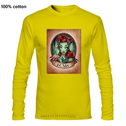 New Poison Ivy Toxic Pamela Lillian Isley Character T-Shirt Usa Size Em1 Apparel Casual? Tee Shirt