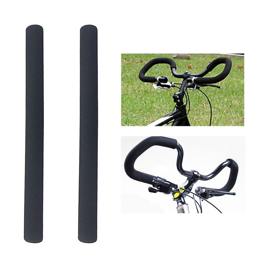 1 Pair New Mountain Bike Bicycle Handlebar Grip Sponge Tube Best Cover