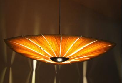 Wood Veneer Southeast Asia Led Pendant Lamp Lamparas Suspension Luminaire Art Bar Restaurant Living Room Hanging Lighting Aras