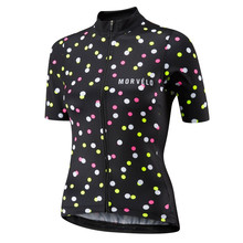 2019 new Morvelo girls Summer Short Sleeve Cycling Jersey Bicycle Road MTB bike Shirt Outdoor Sports Ropa ciclismo Clothing