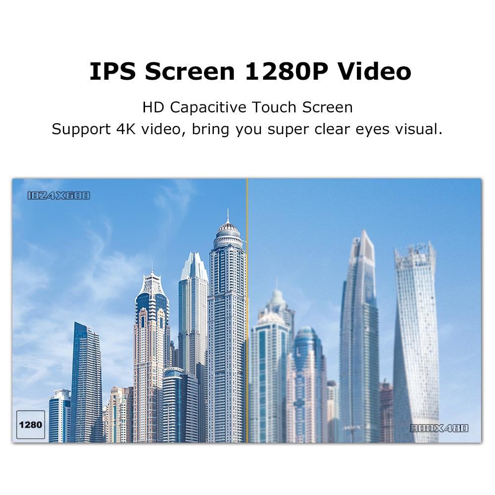 IPS DSP 4GB RAM 2din Android 9 Auto DVD Player Für Mercedes Benz CLK W209 W203 W463 W208 Multimeida GPS radio Stereo audio Kamera - 6