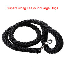 Leash Ropes Dog-Harness Dogs-Leads Pet Training Safety Mountain-Climb Nylon Walking Large