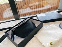 Bolso de cinturón con cadena para mujer, bolsa de cinturón con función de moda, para deportes al aire libre, cinturón de nailon
