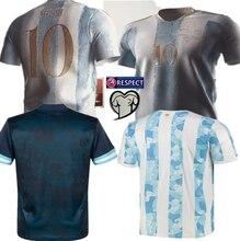 Messi dybala novo 2021 2022 argentinaes camisa kun aguero lo celso l. Martinez maradona de maria ocampos otamendi qualidade superior