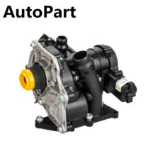 06L 121 111 Electronic Water Pump Thermostat Assembly For VW Golf MK7 Passat B8 Audi A4 A6 A7 Q3 Q5 Q7 3RD EA888 1.8/2.0TFSI(China)