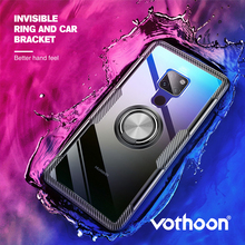 Vothoon Magnetic Ring Silicon Phone Case For Huawei Mate 20 Pro 20X Lite P30 P20 Back Shockproof Cover