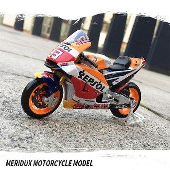 цена на Maisto 1:18 2018 GP Racing Honda RC213V Repsol Honda Team 26# 93# Diecast Alloy Motorcycle Model Toy
