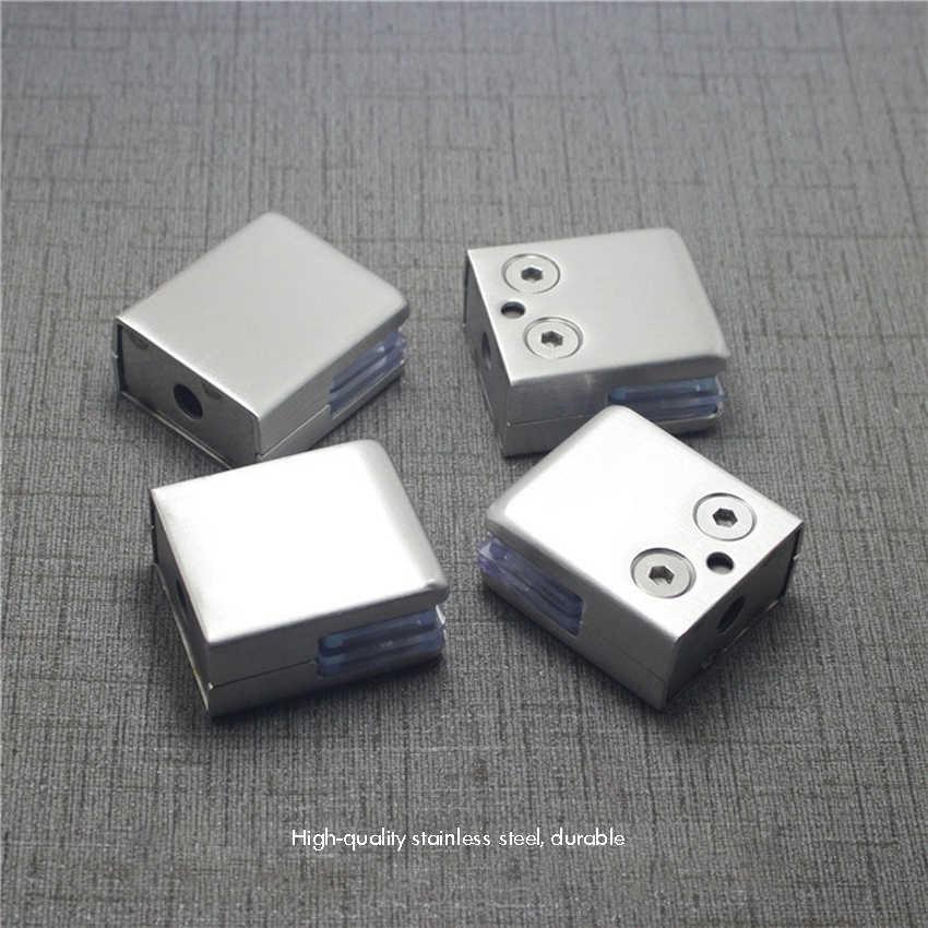 304 Edelstahl verstellbare Treppengeländer Handlauf Halterung Halter