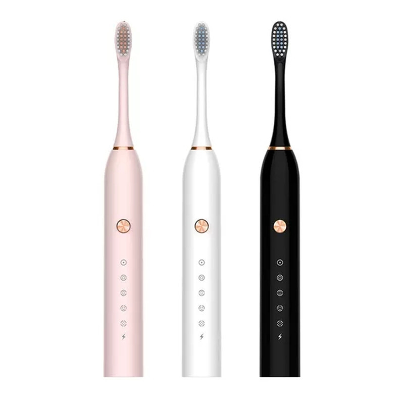 Sonic Electric Toothbrush Upgraded Adult Waterproof Ultrasonic Automatic Toothbrush USB Rechargeable Tooth brush brosse a dent