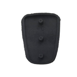 Image 5 - OkeyTech funda plegable de 3 botones para llave de coche, funda de goma para llave, para Hyundai, Picanto, Solaris, RIO, Sportage, Elantra, Kia