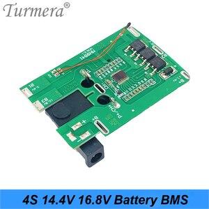 Image 1 - 18650 Li ion Pin Lithium BMS 4S 16.8V 14.4V 20A Cho Tua Vít Shura Sạc Ban Bảo Vệ Phù Hợp Với mũi Khoan Sử Dụng