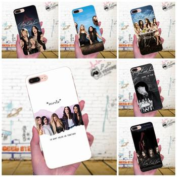 Soft TPU Cover For Huawei Mate 7 8 9 10 20 P8 P9 P10 P20 P30 Lite Plus Pro 2017 Spencer Hannah Aria Pretty Little Liar image