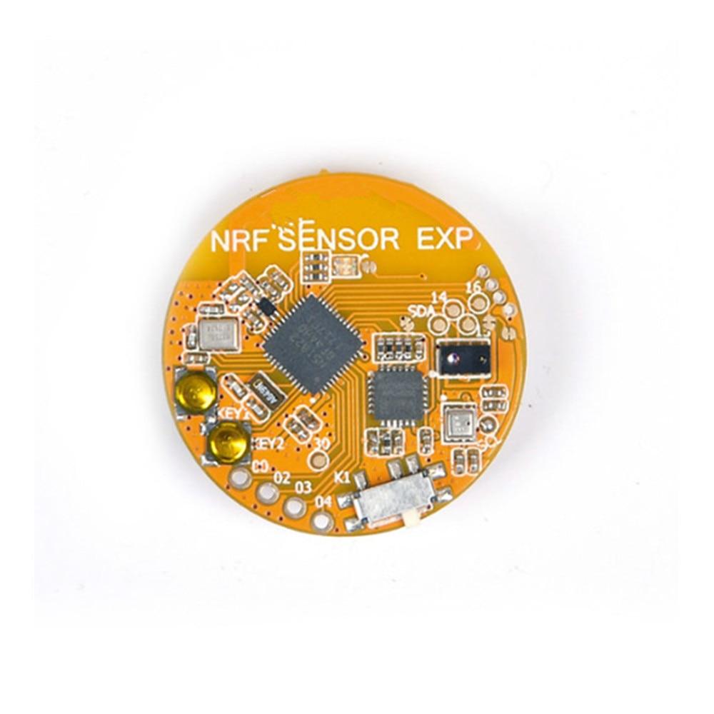 Taidacent NRF51802 Bluetooth Smd Pressure Sensor BME280 Temperature Sensor Wristband MPU6050 Gyroscope Sensor Acceleration Board