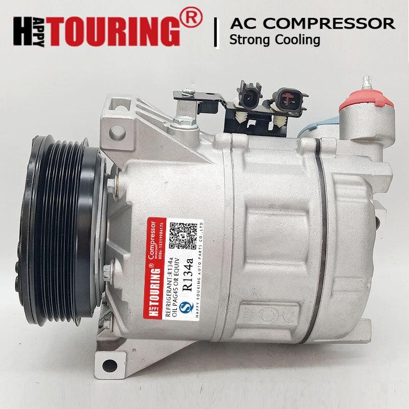 New AUTO A//C Compressor For Ford Mondeo Smax //Volvo S80 XC70 V70 S60 36000231