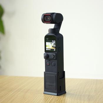 Baza do ładowania Adapter dla DJI Osmo kieszeń kieszeń DJI kieszeń 2 WiFi baza akcesoria rodzaj USB C Port ładowania głowy uchwyt do szybkiego montażu tanie i dobre opinie charging base Adapter CN (pochodzenie) Action Camera akcesoria Samochodowe Pakiet 1 Z tworzywa sztucznego DJI Osmo Pocket DJI Pocket 2
